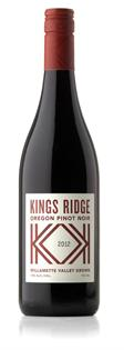 Kings Ridge Pinot Noir 2014 750ml